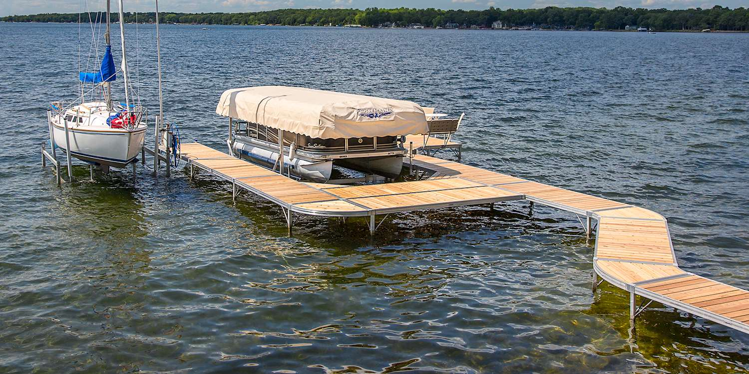 Infinity Dock Systems - Boat Docking Station