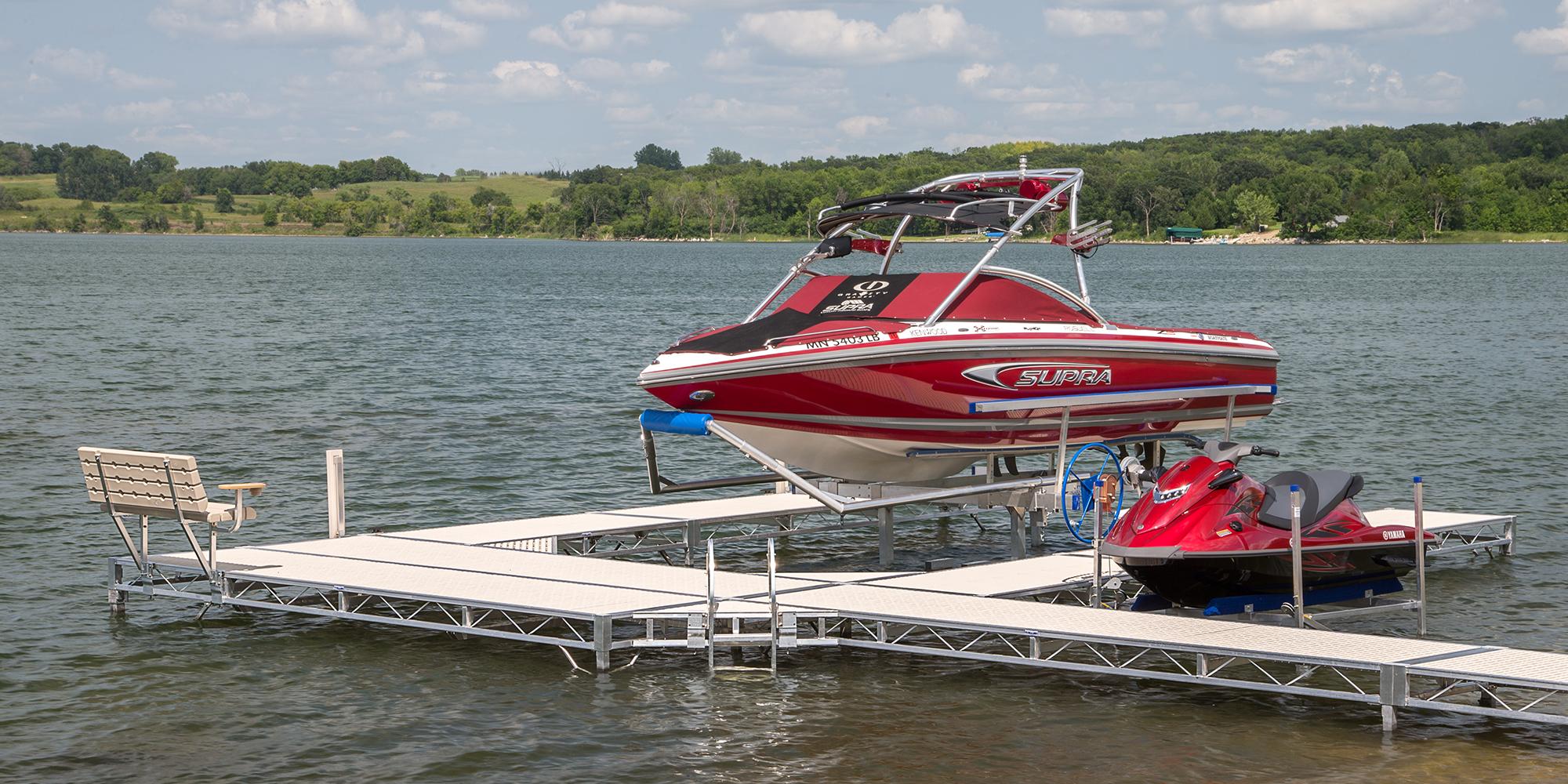 Premium Boat Lift Options