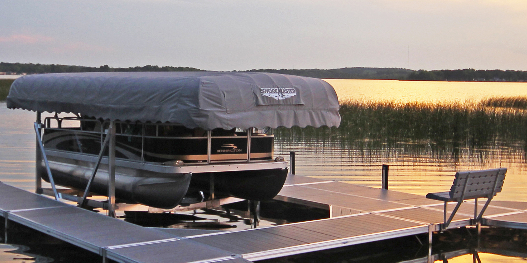 ShoreMaster Infinity Boat Lift Models