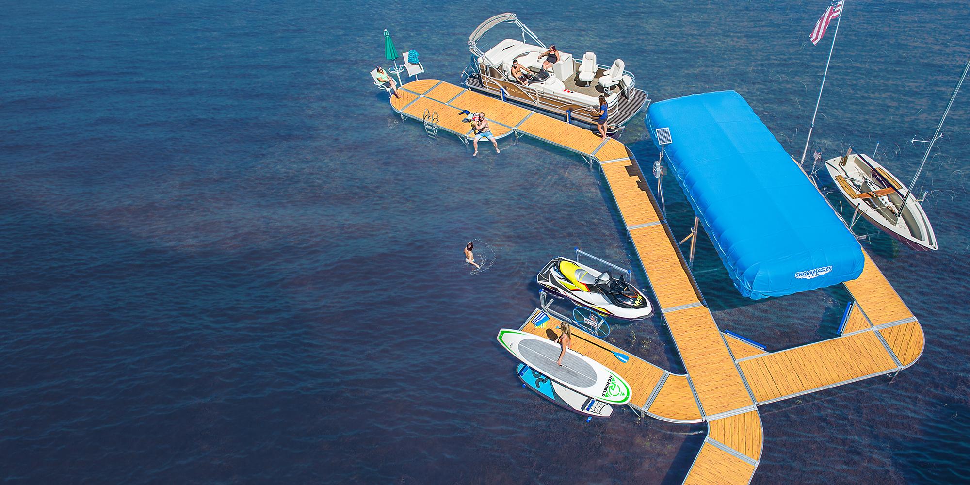 ShoreMaster Dock Accessories