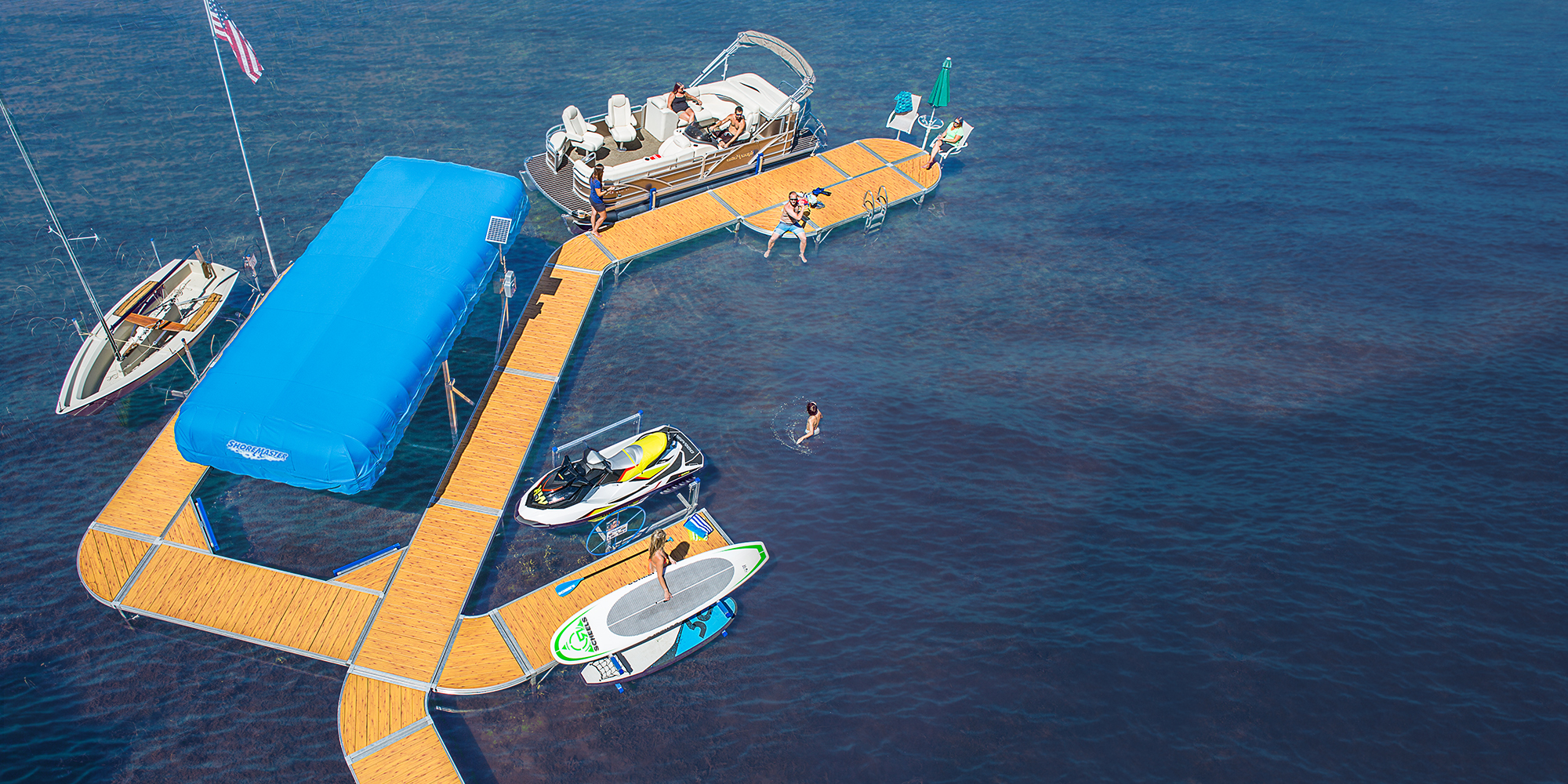 ShoreMaster Boat Lift Accessories