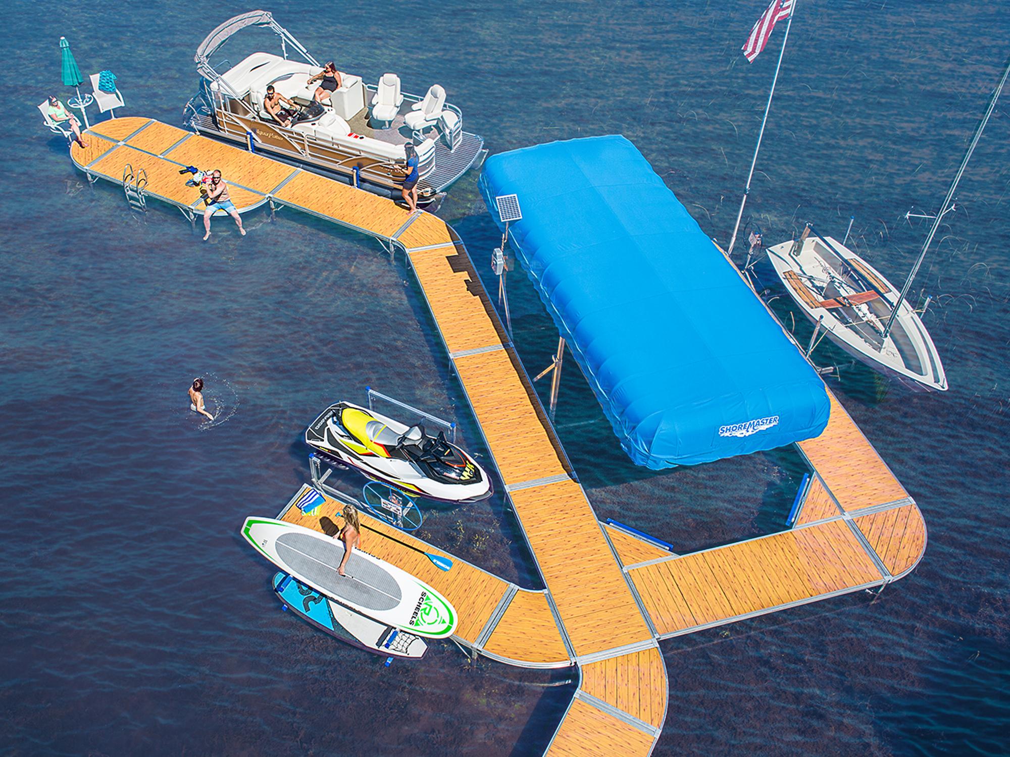 ShoreMaster Infinity RS4 Dock