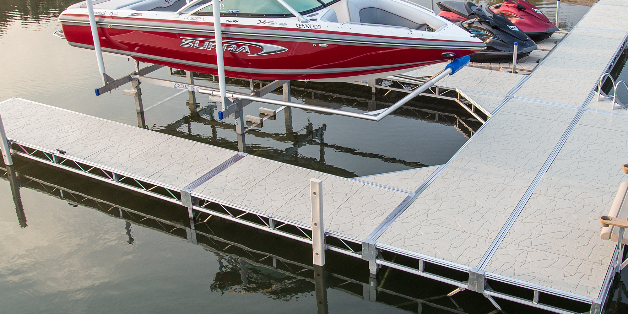 The Industry's Most Decking Options