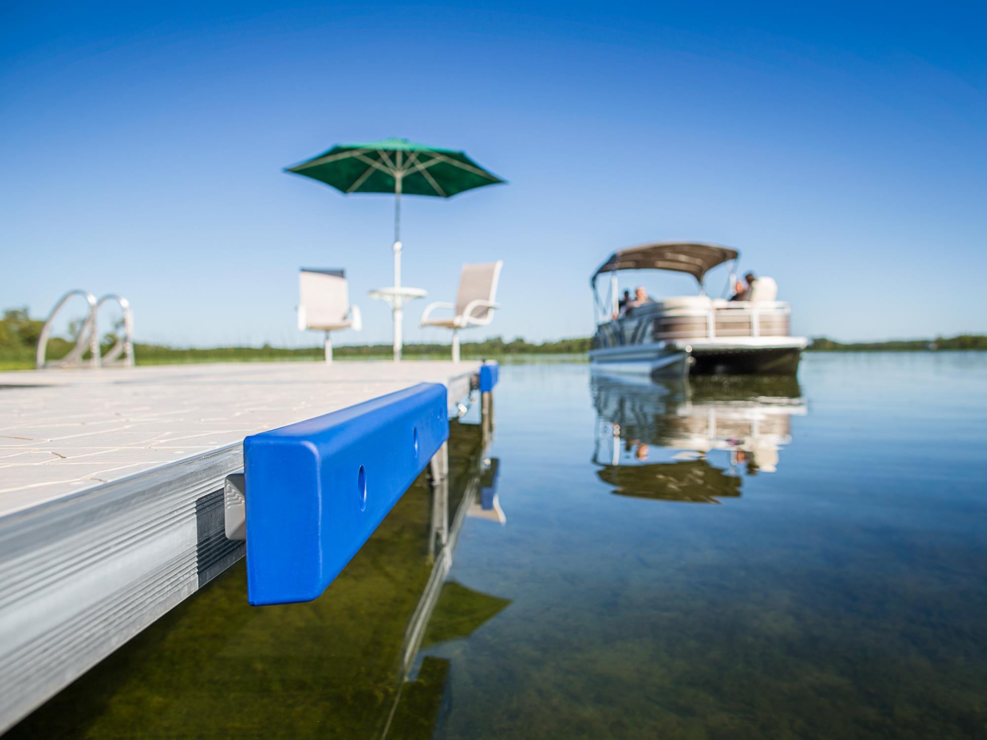 Horizontal Dock Bumpers