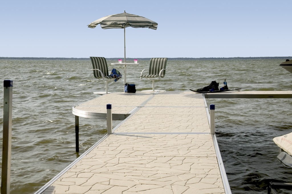 Your Complete Guide to Dock Decking Options & Dock Materials