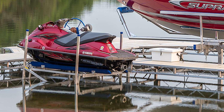 Jet Ski Lifts For Sale >> Personal Watercraft Pwc Lift Seadoo Jet Ski Lift