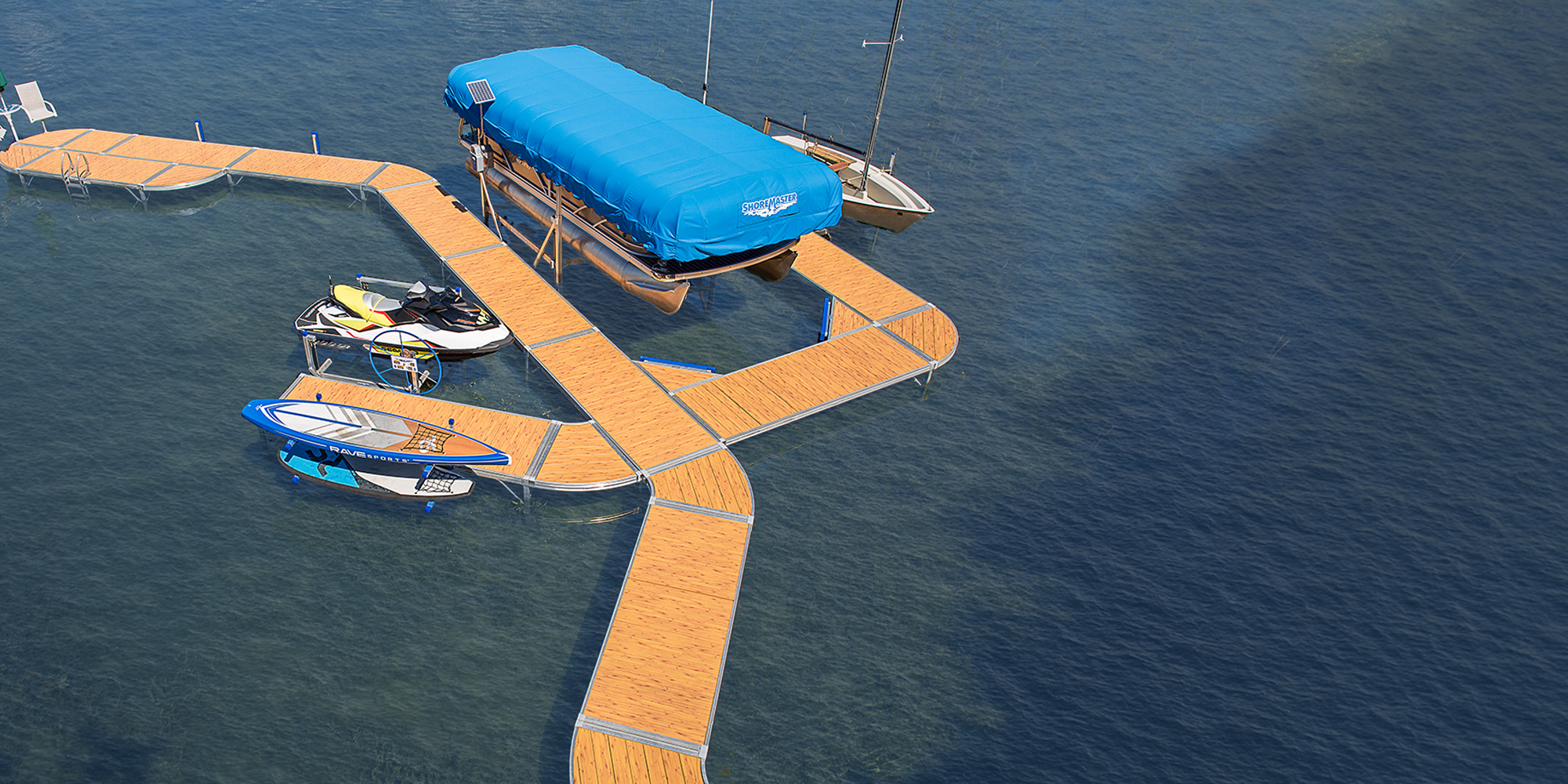 ShoreMaster Infinity Waterfront Systems