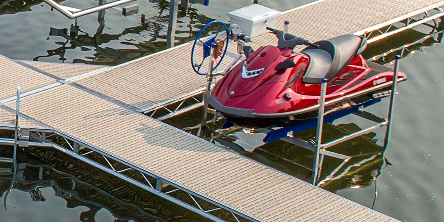 Jet Ski Lifts For Sale >> Personal Watercraft Pwc Lift Seadoo Jet Ski Lift