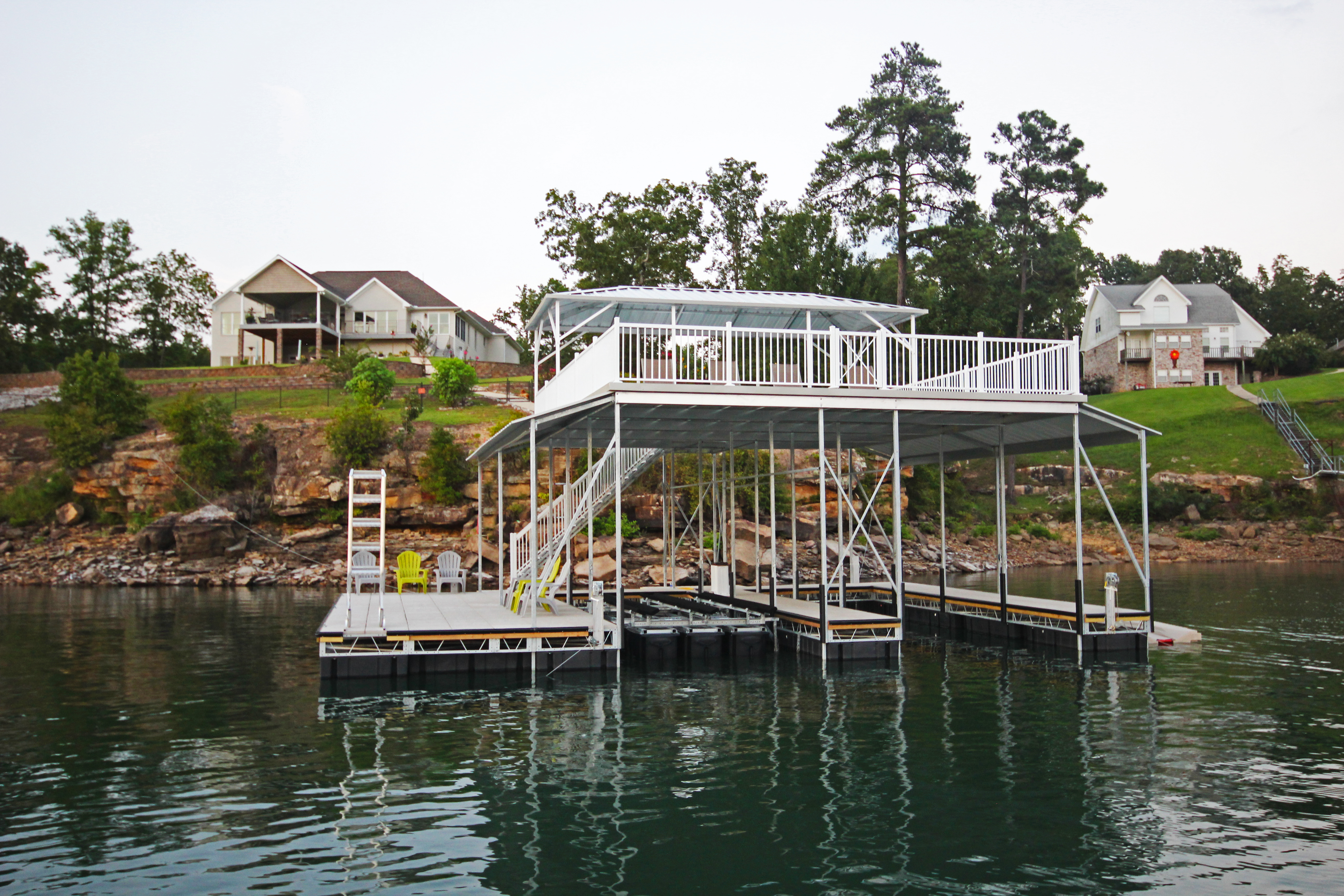 rhinodock upper deck